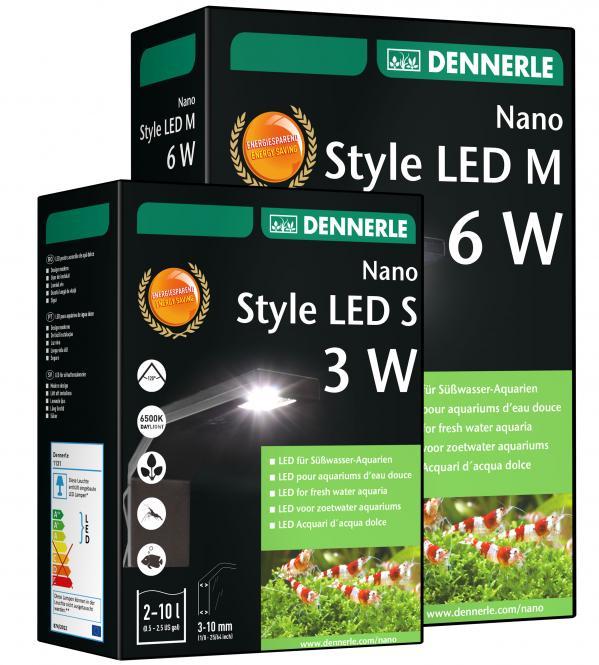 Dennerle Nano Style Led L - 8 W