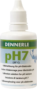 Dennerle pH-calibration solution 7 - 50 ml
