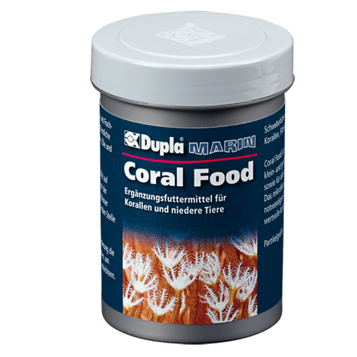 Dupla Marin Coral Food, für Korallen und niedere Tiere, 180 ml