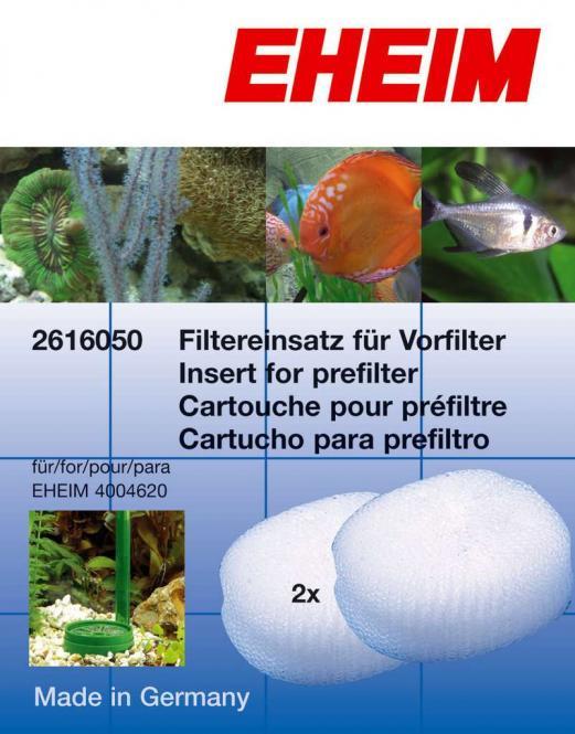 Eheim Filtereinsatz für Vorfilter 4004620 (2 St.) [2616050]
