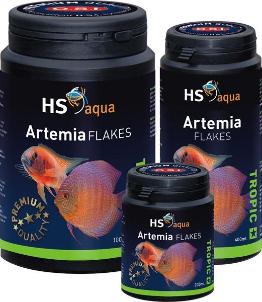 HS O.S.I. Brine Shrimp Artemia Flakes