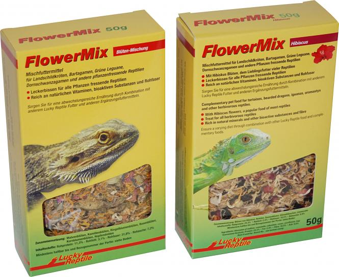 Lucky Reptile Herp Diner Flowermix
