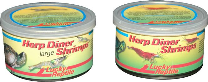 Lucky Reptile Herp Diner Shrimps