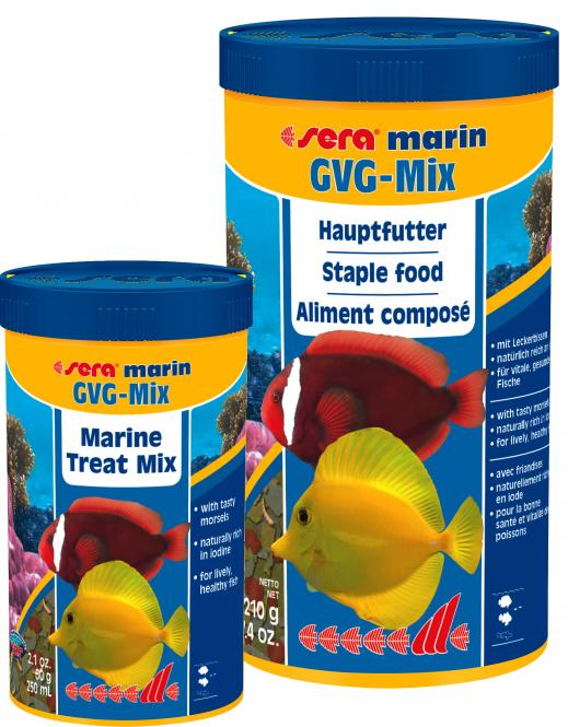 sera marin GVG-Mix Marine Treat Mix