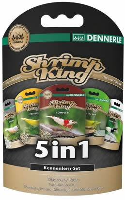 Dennerle Shrimp King 5in1 Pack
