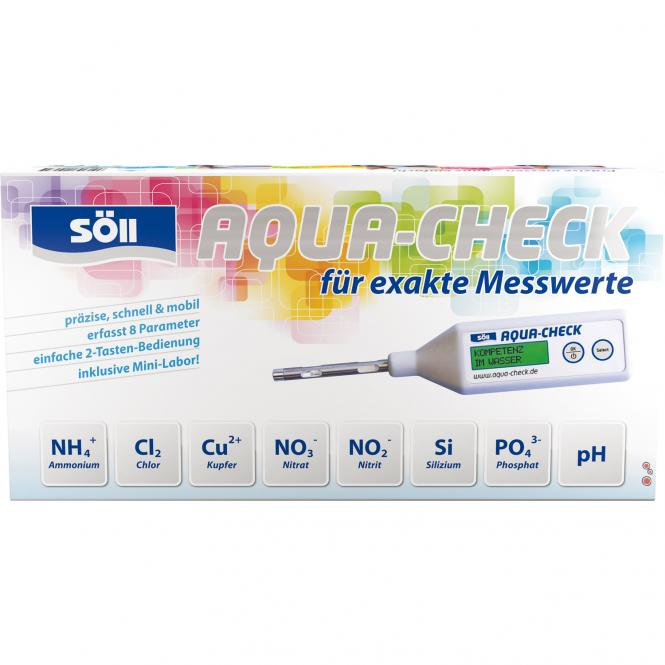 Söll Aqua-Check Photometer Complete Set
