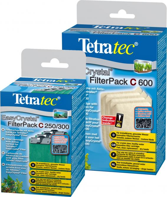 Tetratec EasyCrystal Filter Pack C with active carbon