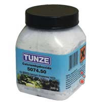 TUNZE Calcium hydroxide - 250g (.55lbs.) [5074.500]