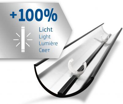 Juwel HiFlex Reflektor T5 54 W / T8 36 W - 1200 mm