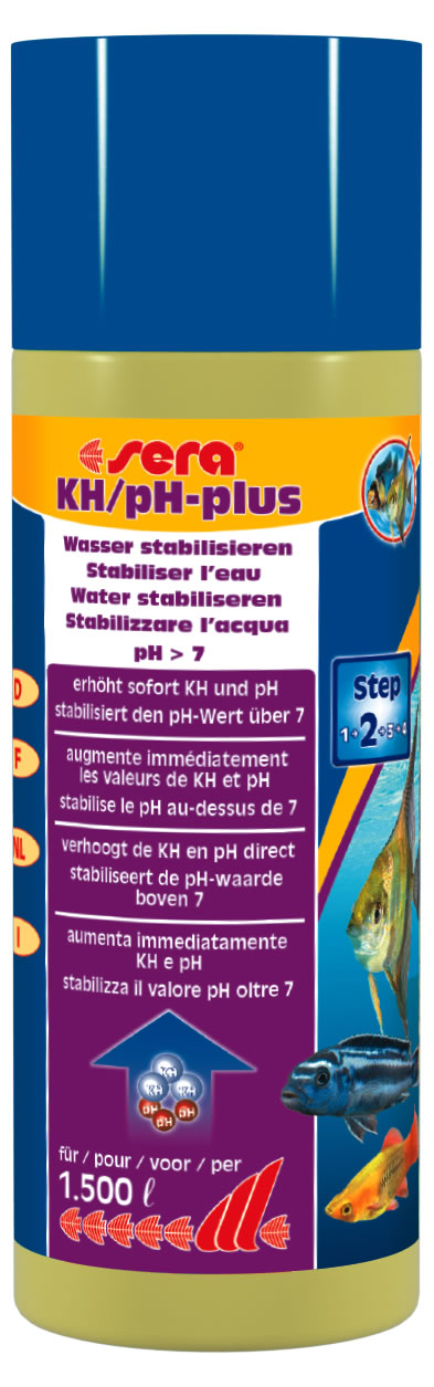 Sera Kh/pH plus 250 ml