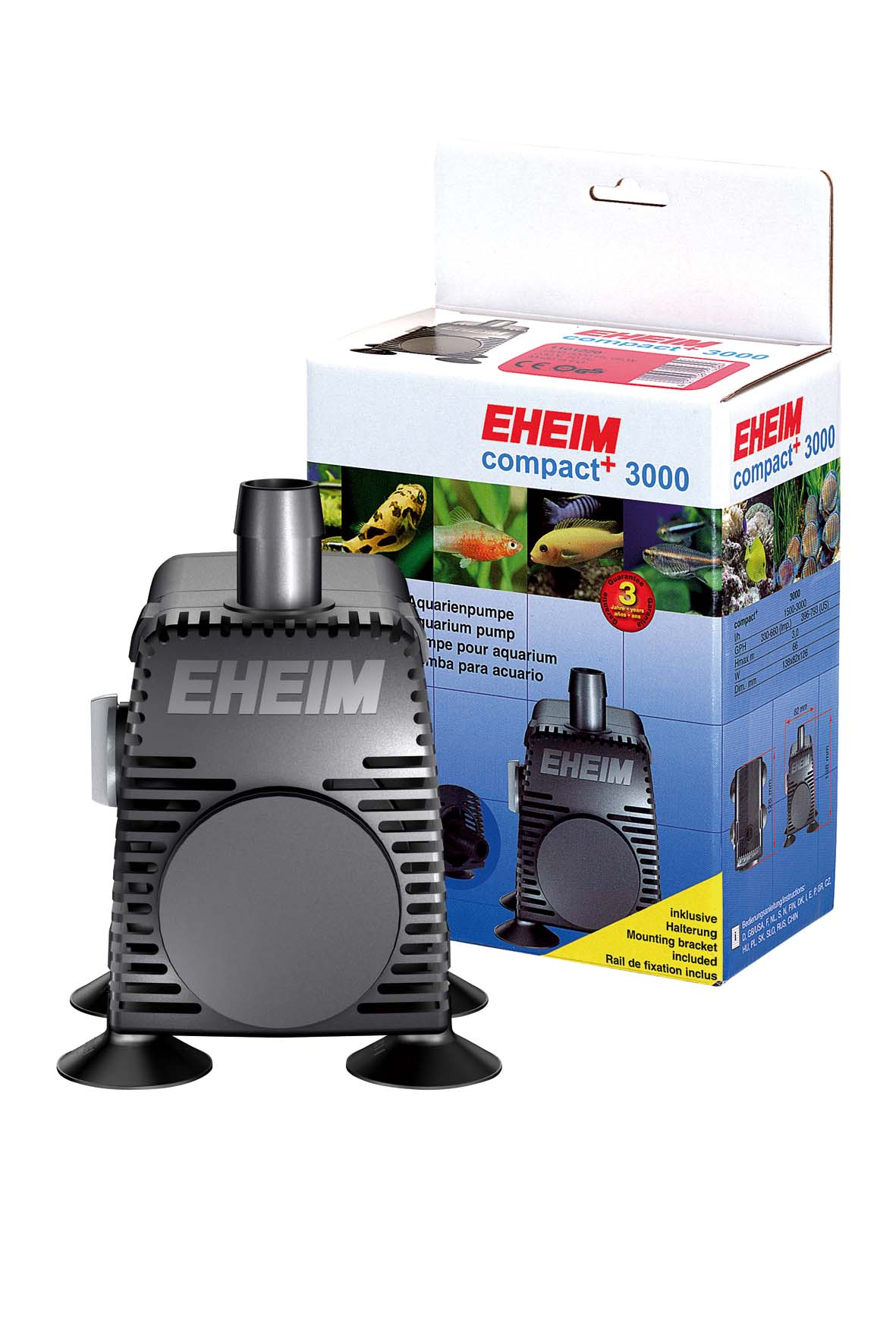 EHEIM Pumpe compact+