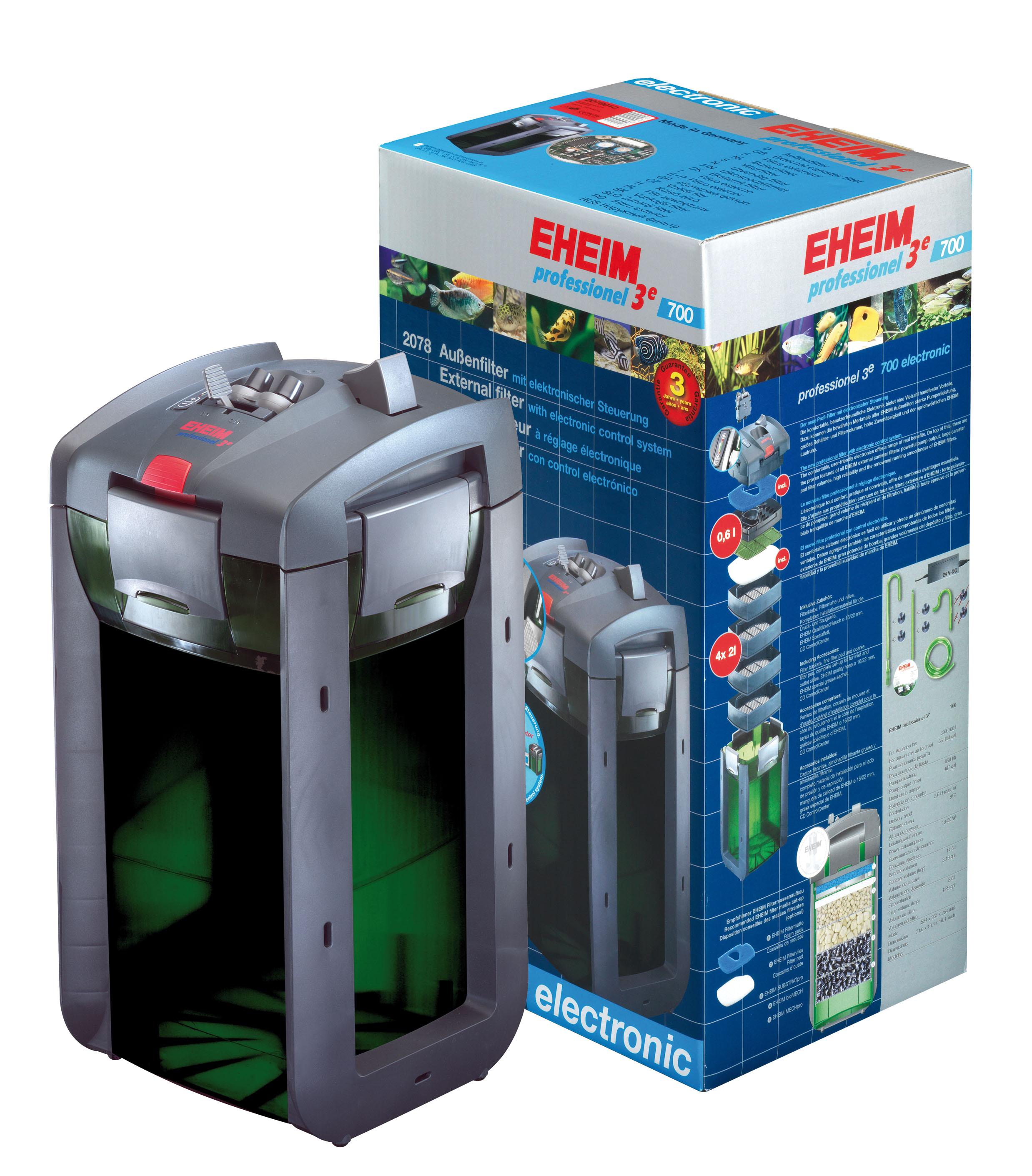 EHEIM Au�enfilter professionel 3 electronic