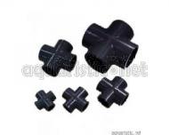 PVC Kreuz-Stück 50 mm