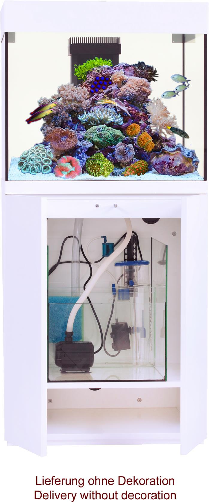 Aqua Medic Kauderni CF Meerwasser-Aquariumkombination wei�