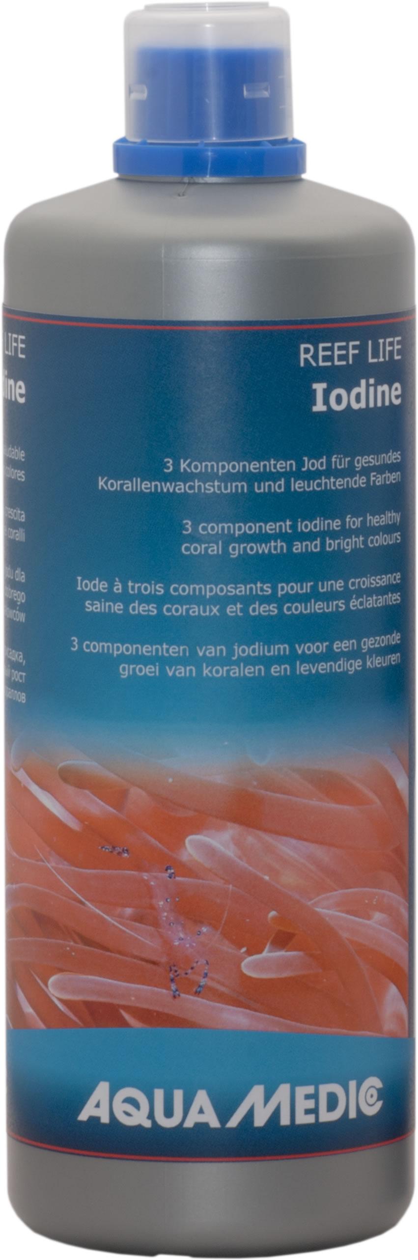 Aqua Medic REEF LIFE Iodine
