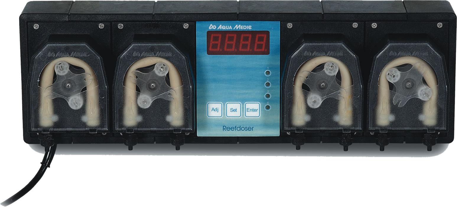 Aqua Medic Reefdoser Dosierpumpensteuerung