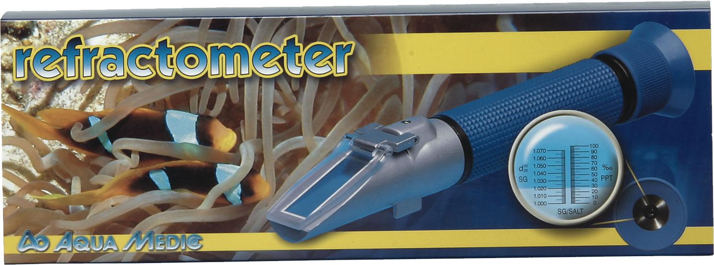 Aqua Medic refractometer