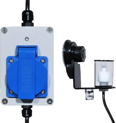AquaLight Wasserstands-Niveau Regelger�t