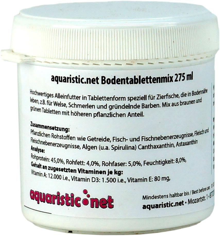 aquaristic.net BodenTabletten MIX