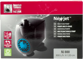 Aquarium Systems NEW-Jet Universalpumpe
