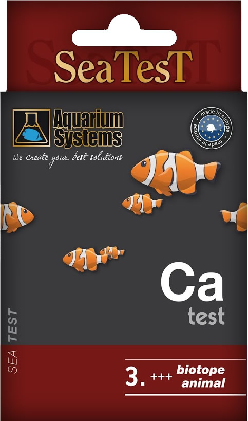 Aquarium Systems SEATEST CA - 40 Tests