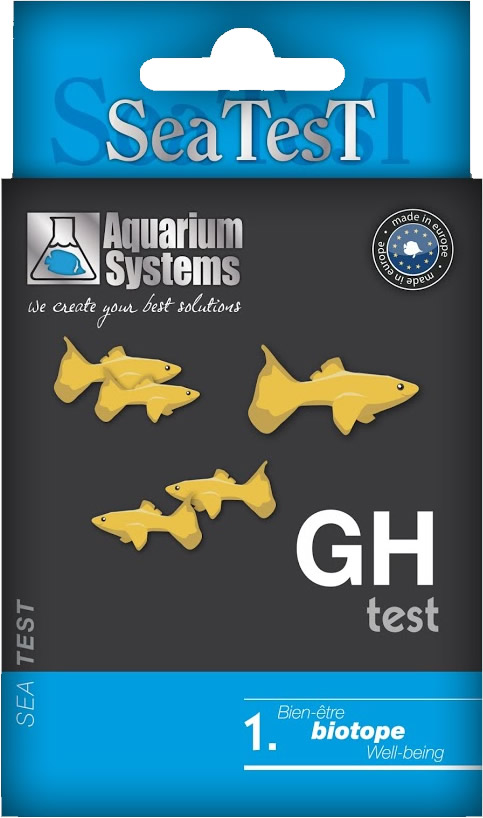 Aquarium Systems SEATEST GH - 2x 10 ml