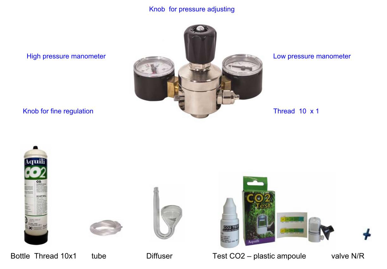 Aquili CO2 Anlage CLASSIC