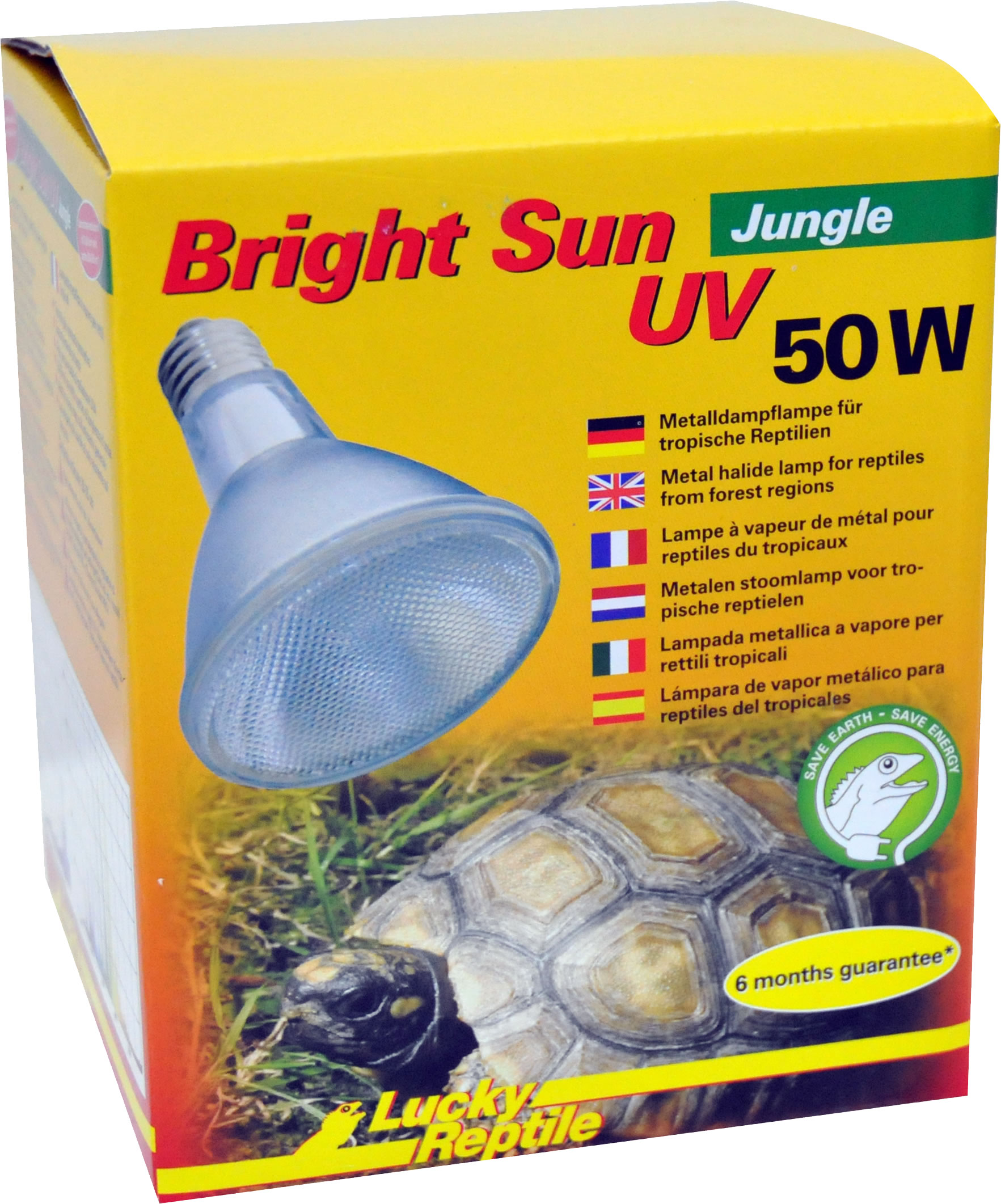 Lucky Reptile Bright Sun UV Jungle