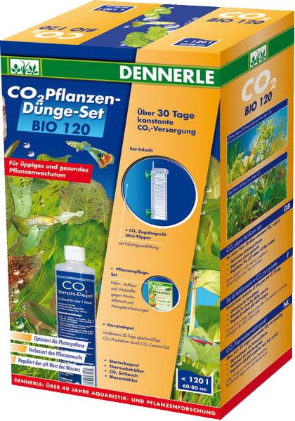 Dennerle Bio CO2 Pflanzen-D�nge-Set