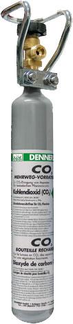 Dennerle CO2 Mehrweg-Vorratsflasche
