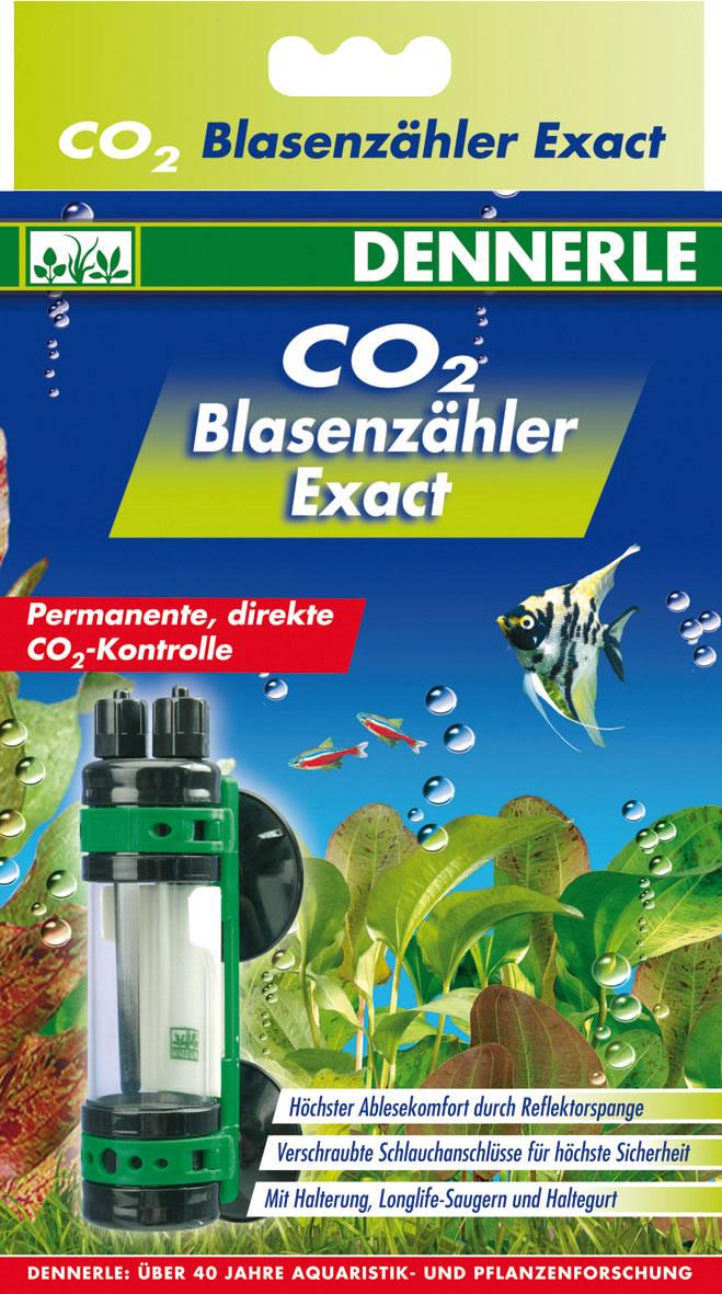 Dennerle Profi-Line CO2 Blasenz�hler Exact