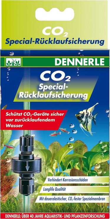 Dennerle Profi-Line CO2 Special-R�cklaufsicherung