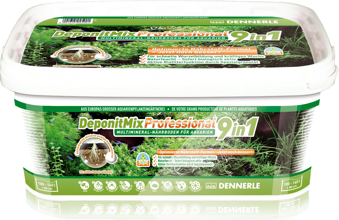 Dennerle DeponitMix Professional 9in1