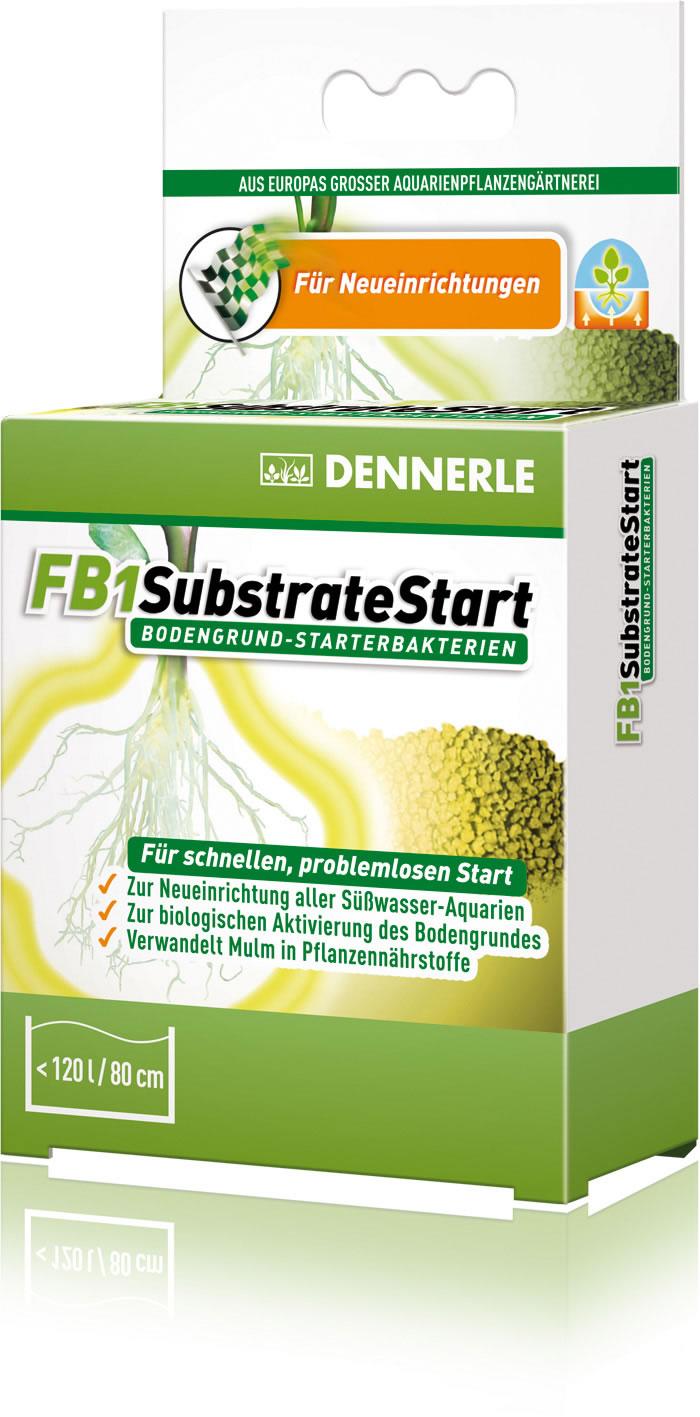 Dennerle FB1 SubstrateStart - 50 g
