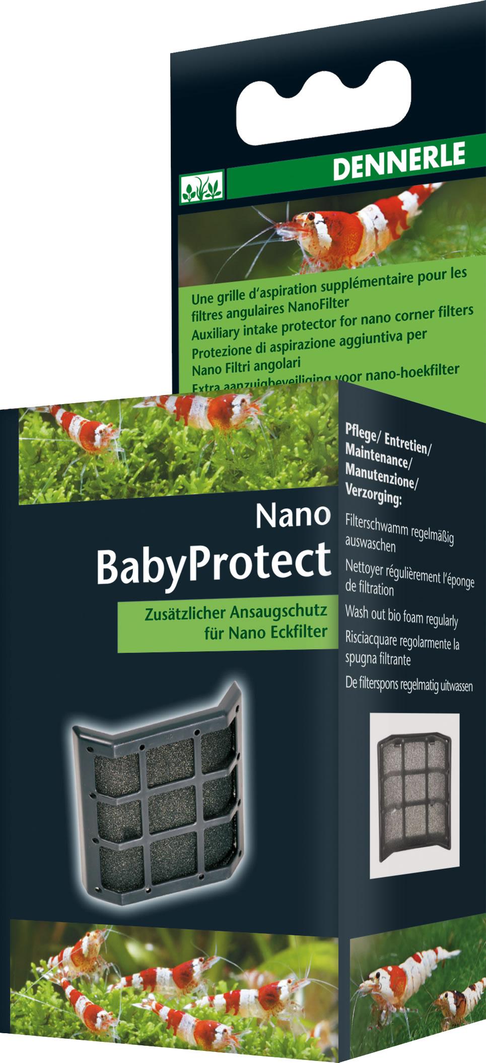 Dennerle Nano BabyProtect Schutzgitter f�r Dennerle Nano Eckfilter
