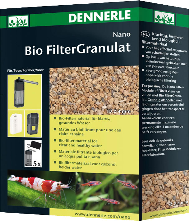 Dennerle Bio FilterGranulat - 300 ml