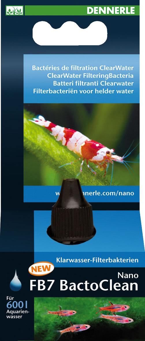Dennerle Nano FB7 BactoClean - 15 ml