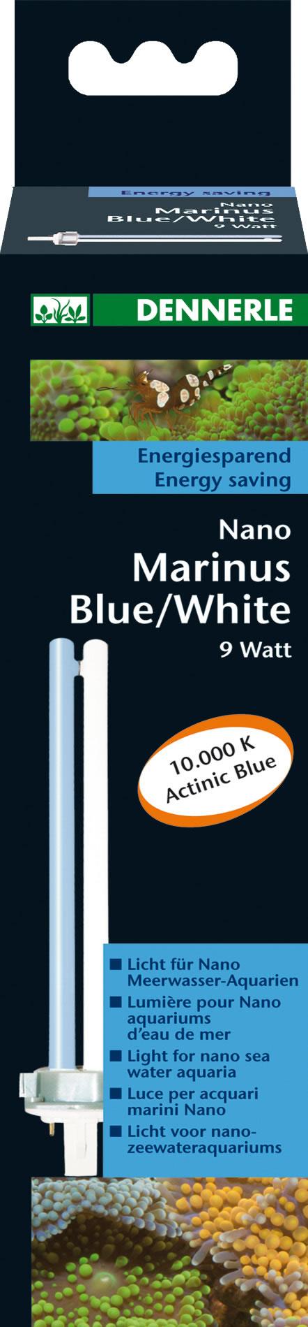 Dennerle Nano Marinus Blue/White Ersatzleuchte
