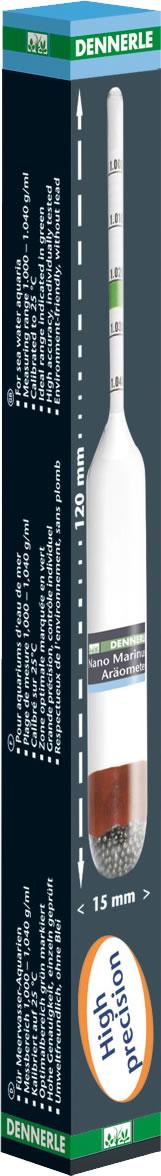 Dennerle Nano Marinus Dichtemesser Ar�ometer