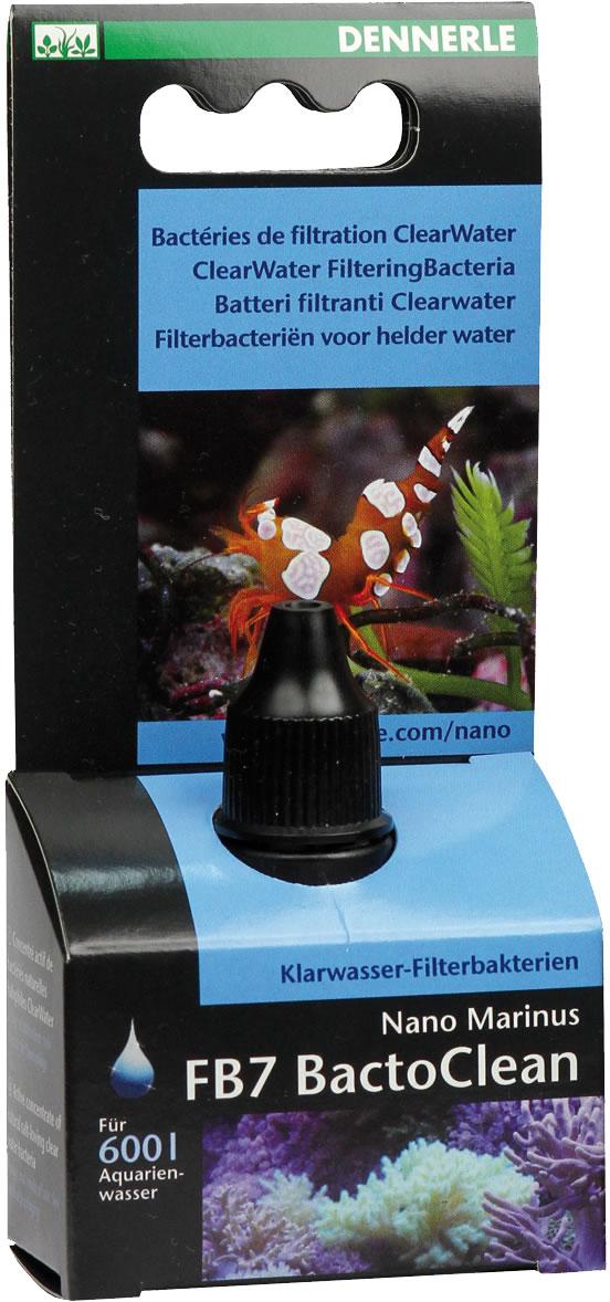 Dennerle Nano Marinus FB7 BactoClean - 15 ml