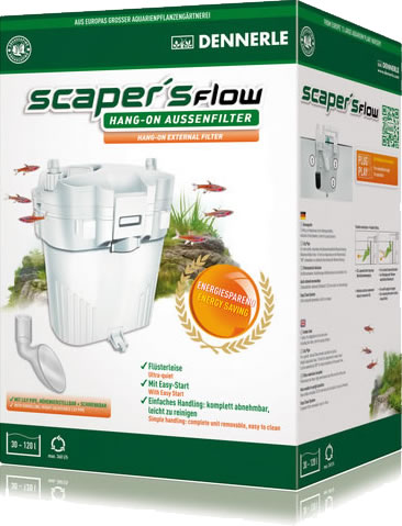 Dennerle Scapers Flow - Hang-on Au�enfilter