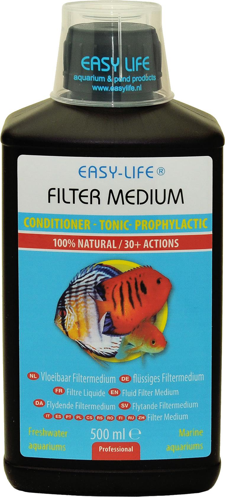 Easy Life FFM Filter Medium 500 ml - broschei