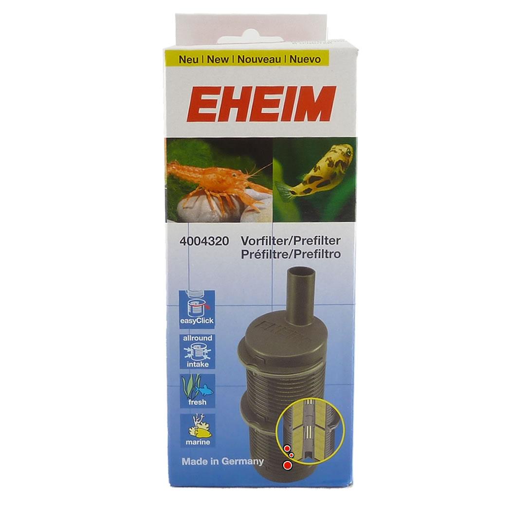 Aquaristicnet Eheim Prefilter For External Canister Filter And Aquascape Powerhead Aquaball 4004320