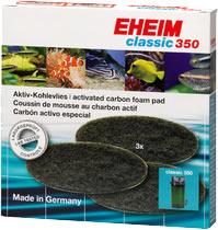 EHEIM Aktivkohlevlies für Außenfilter classic