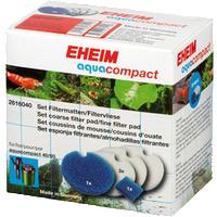 EHEIM Set Filtermatte/Filtervlies f�r Au�enfilter aquacompact 2004-2005 [2616040]