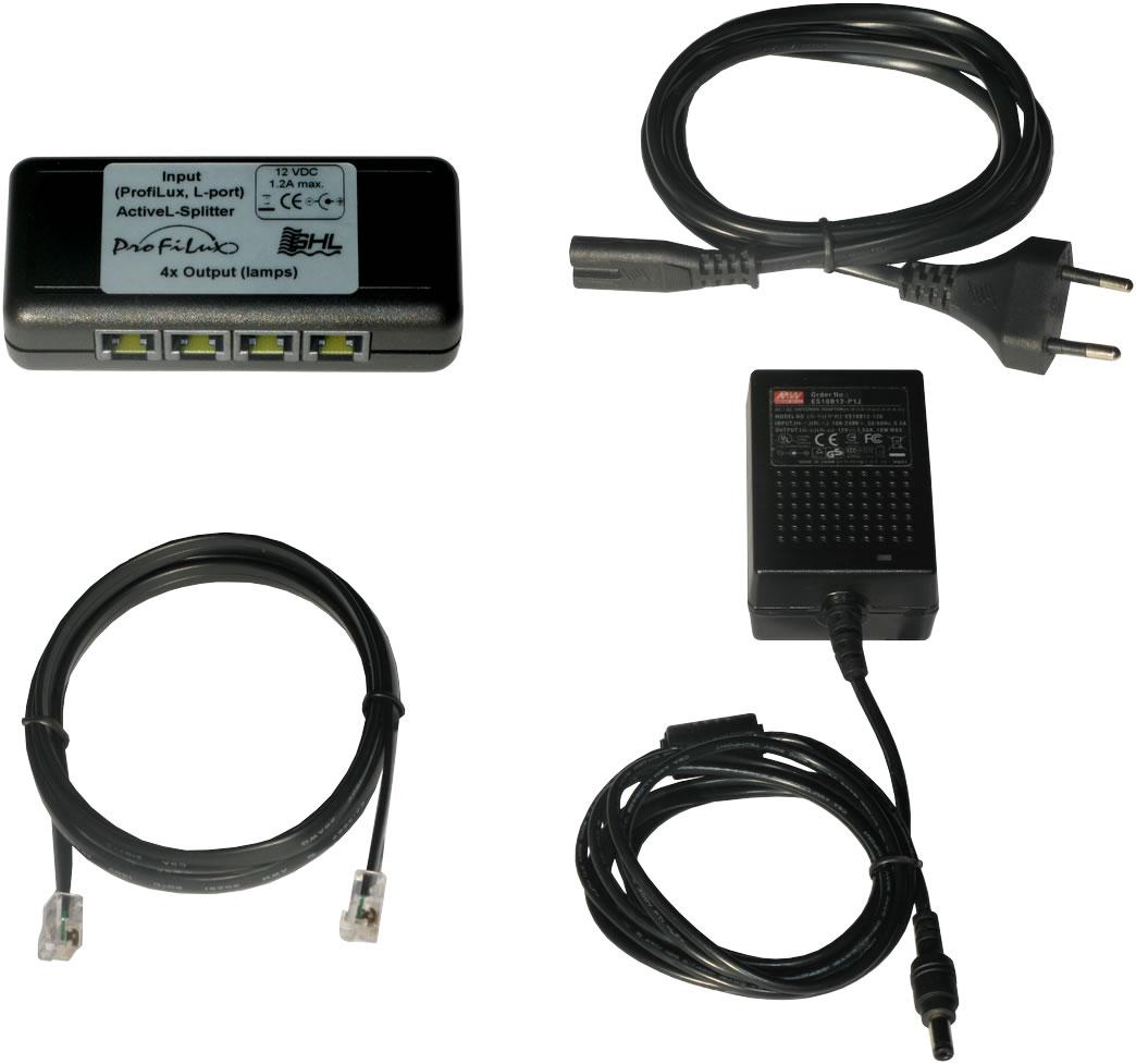 GHL Activel-Splitter f�r LED-Leuchten