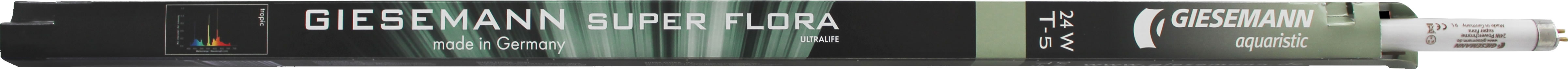 Giesemann T5 SUPER FLORA Leuchtstoffröhre Pflanzenröhre Aquarium Lampe