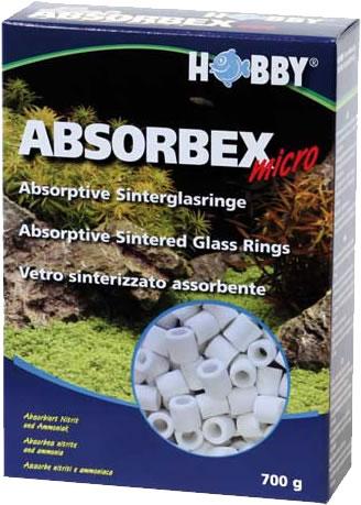 Hobby Absorbex micro Sinterglasringe - 700 g