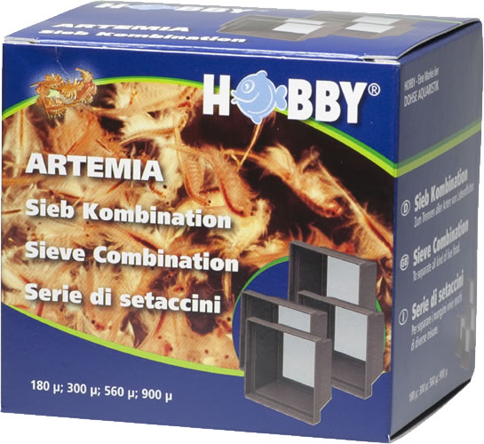 Hobby Artemia Siebkombination - 4 St�ck