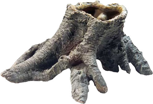 Hobby Baumstumpf-H�hle